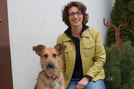 Silvia mit Ossa
